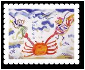 2547-painting-monkey-hen